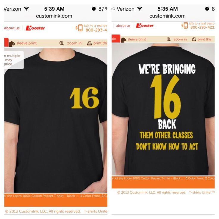 Class of 2016 this is cute