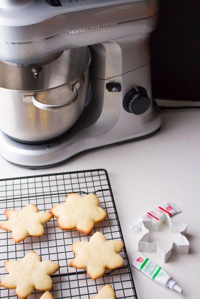 Simple Sugar Cookie Recipe