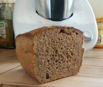 Chia-Dinkel-Brot (SOS-tauglich) (Baking Bread Dip)