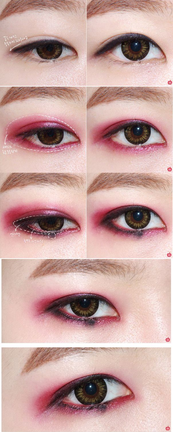 1000+ images about EXO Makeup on Pinterest : Eyeliner ...