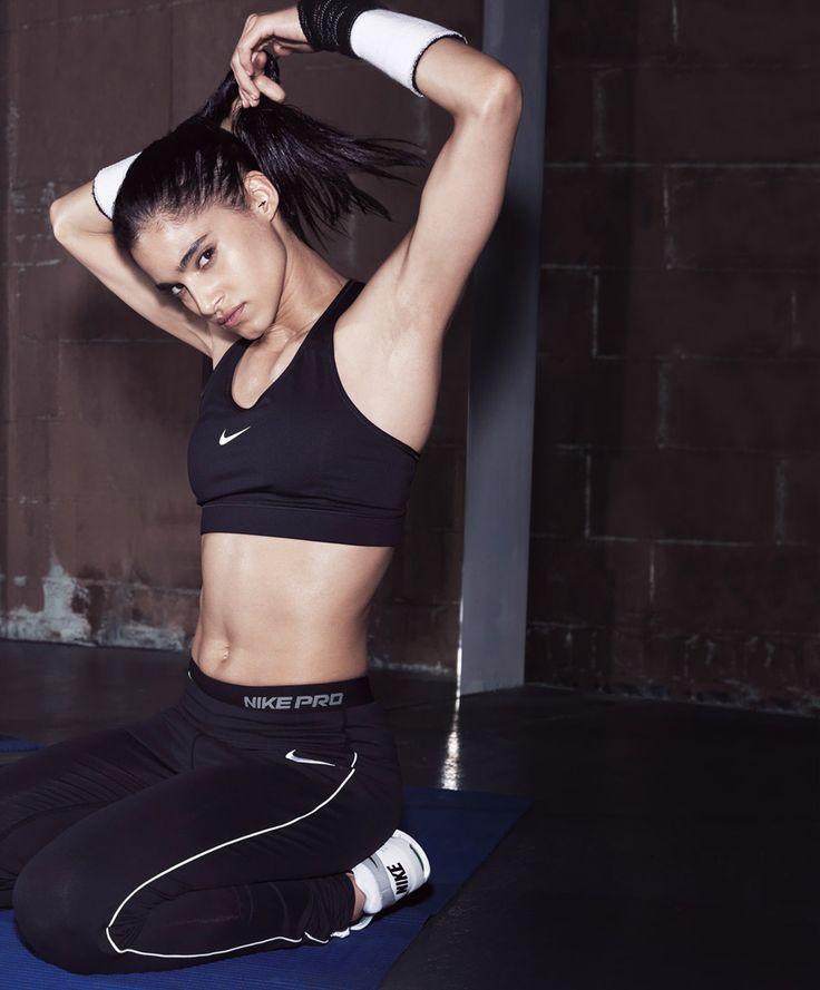Sofia Boutella for Nike