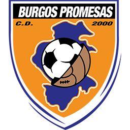 2000, CD Burgos Promesas 2000 (Burgos, Castilla y León, España) #CDBurgos #Burgos #Castilla #Leon (L19199)