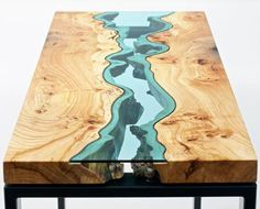 River and Lake Table - ist das ein geiles Teil!