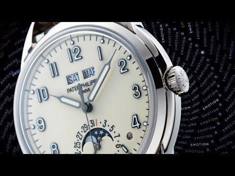 Patek Philippe New Models 2017