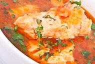 Beautiful Venetian Fish Soup