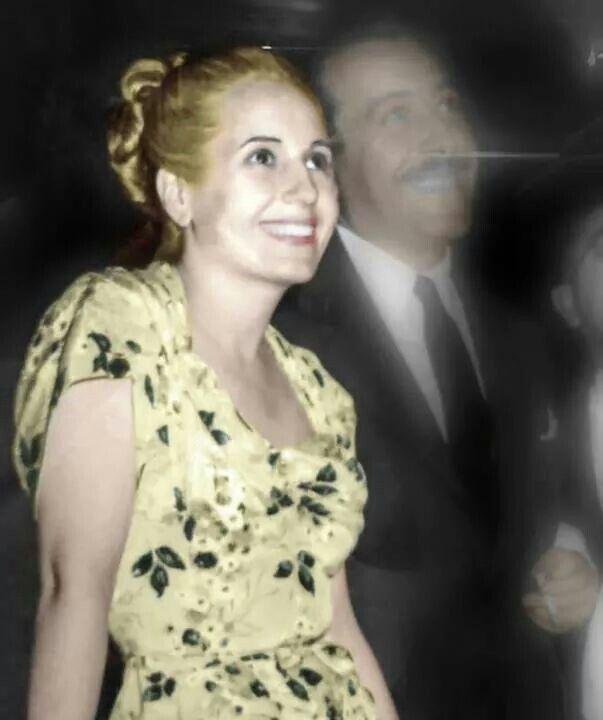 Eva PerÓn Biography