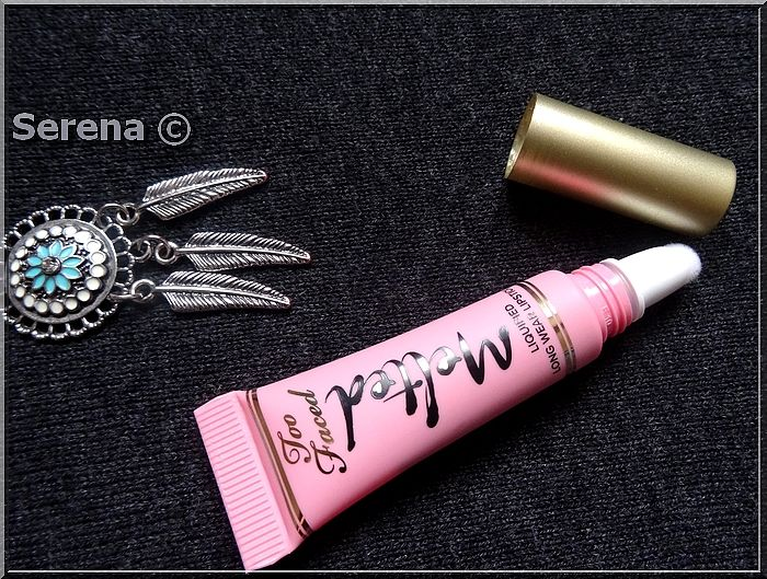 que valent les Melted de Too Faced teinte Peony Melted Peony Too Faced
