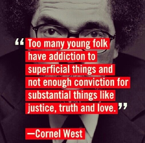 Justice And Peace Quotes: A Great Quote By Cornel West #superficial #justice #truth