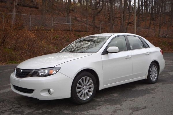 Used 2008 Subaru Impreza Sedan (NY/NJ) for Sale in Naugatuck, CT – TrueCar