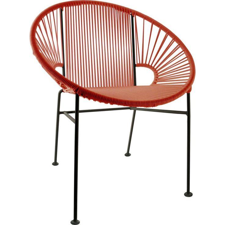 Innit Designs Concha Chair | Black Base