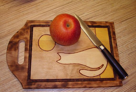 Wooden Cutting Board от DoctorWoodcraft на Etsy.  My shop on ETSY: www.etsy.com/ru/shop/DoctorWoodcraft?ref=l2-shopheader-name
