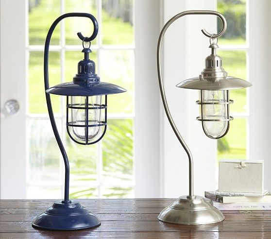 Fisherman Table Lamp | Pottery Barn Kids