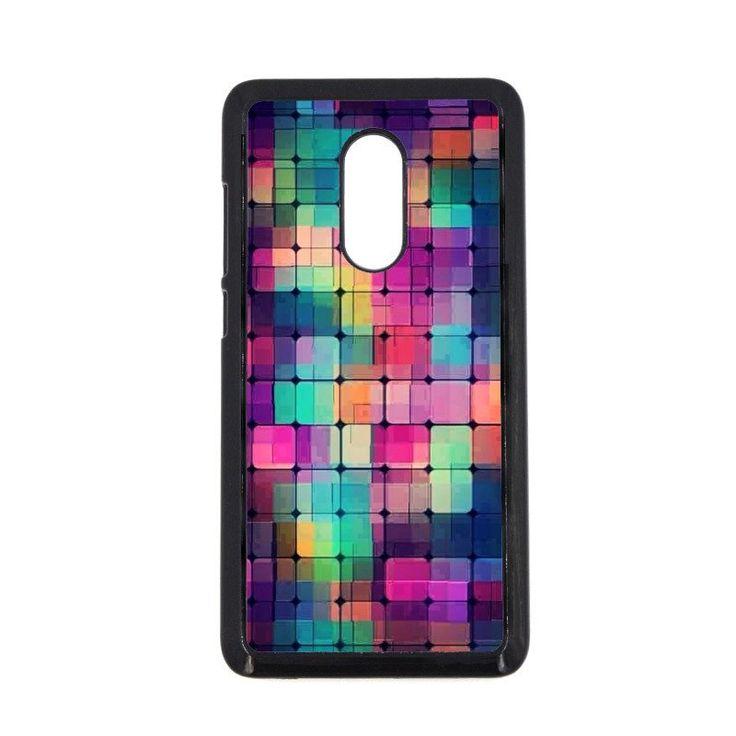 Gem maze Hard Case For Xiaomi Redmi Note 4X
