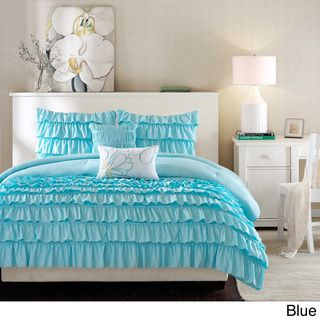 ID Demi 3-piece Comforter Set   Overstock.com Shopping - The Best Prices on ID-Intelligent Designs Teen Bedding