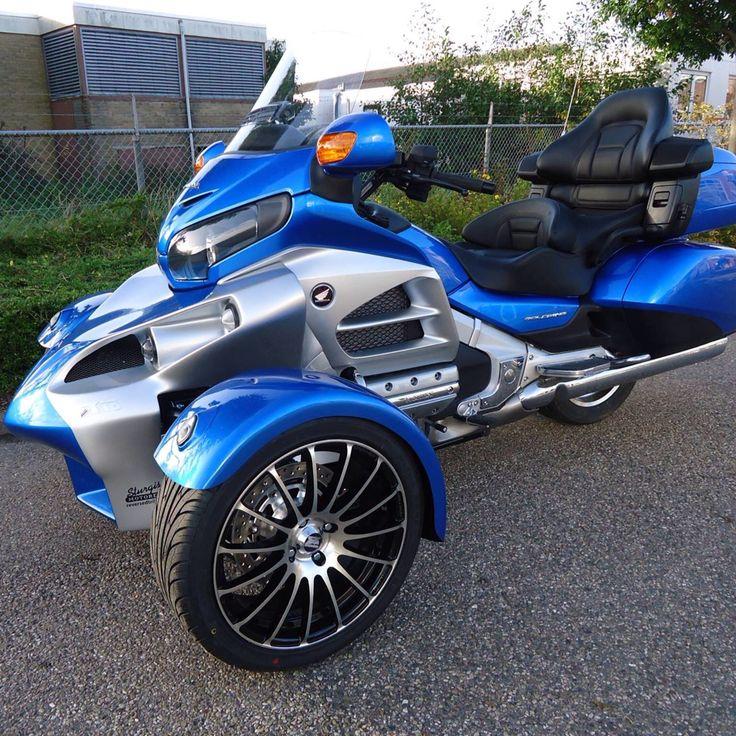 Honda Brv 2019 >> Sturgis Trike R18 Trike conversion kit for Honda Goldwing GL1800 ,F6b and F6c (Valkyrie ...