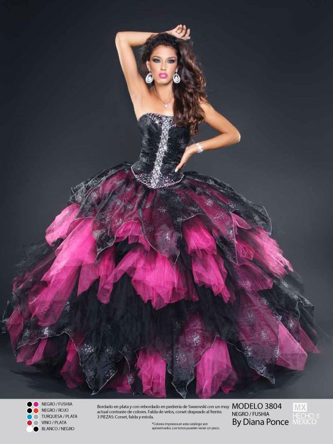 154 best images about quinceanera dresses ideas on Pinterest ...