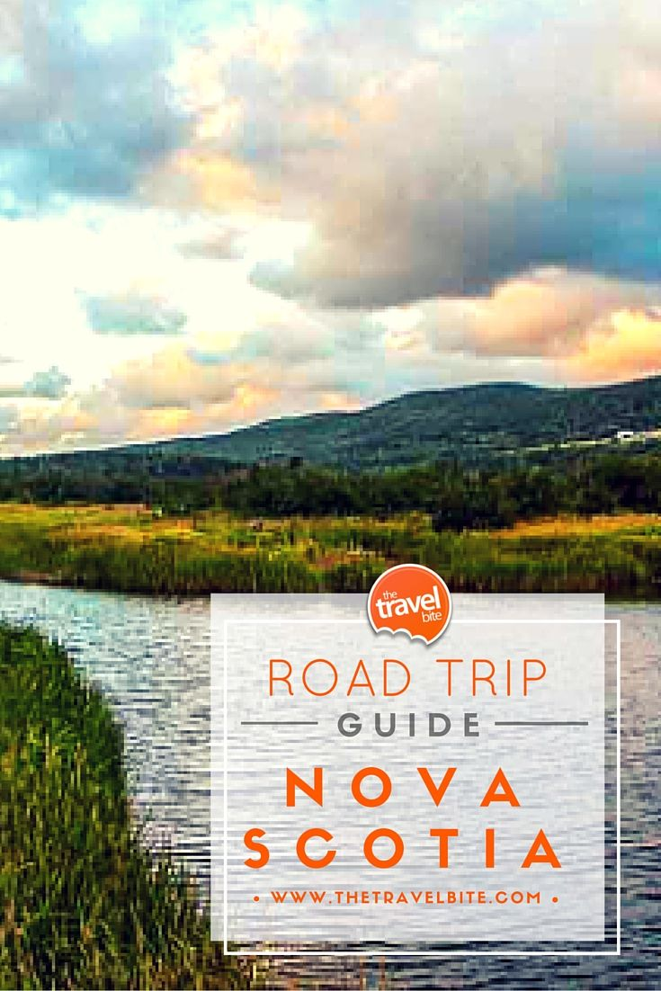 Foodie's Road Trip Guide To Nova Scotia