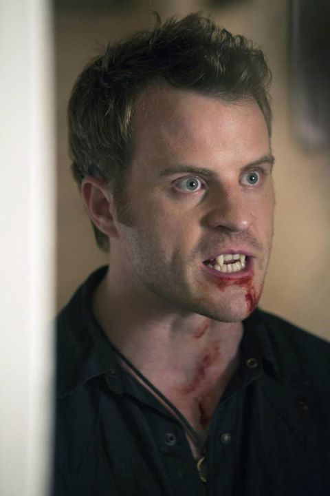 Robert Kazinsky as Warlow from True Blood