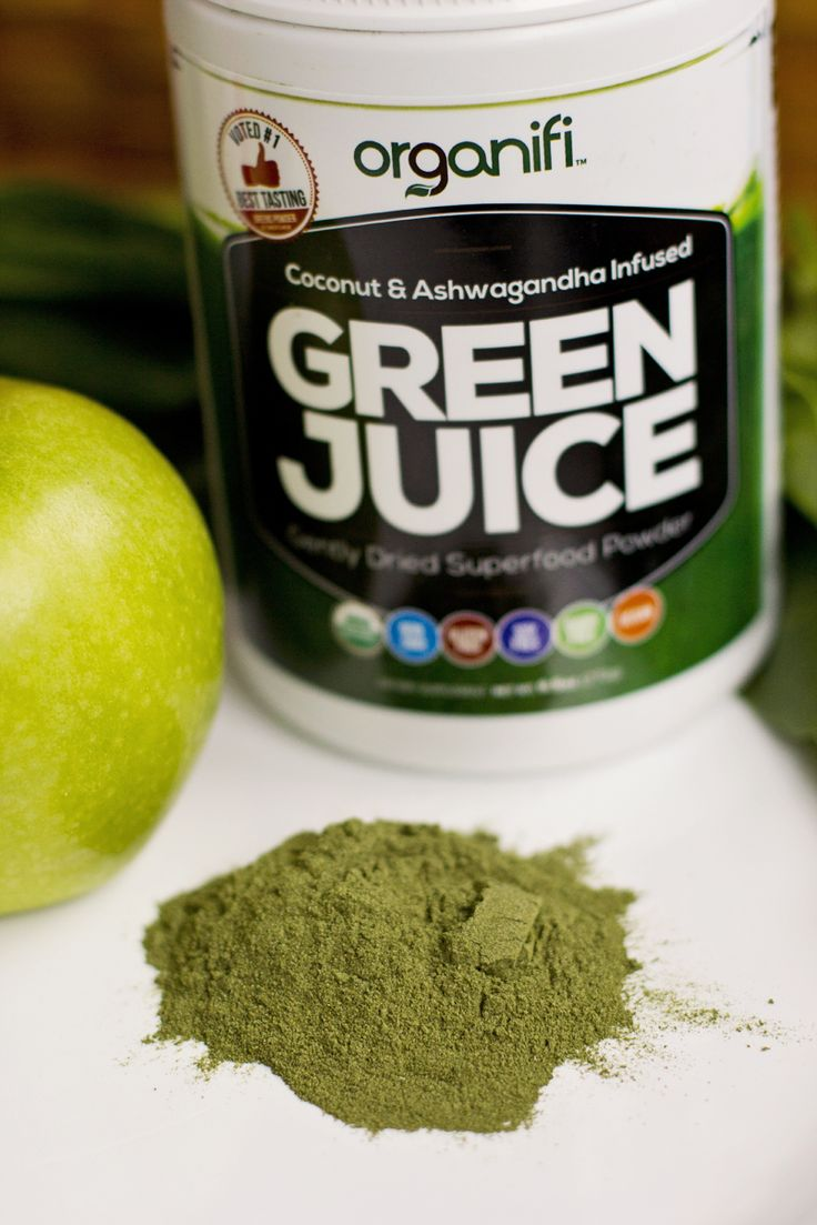Comparing Greens Powders – Terra Greens vs Organifi – simple life ...