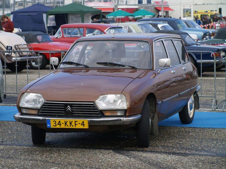 1979 - Citroen GS