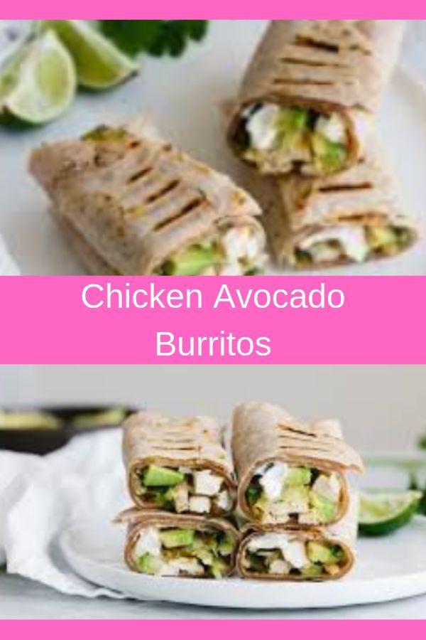 Chicken Avocado Burritos – Norwoodpro.info – Cooking Inspiration