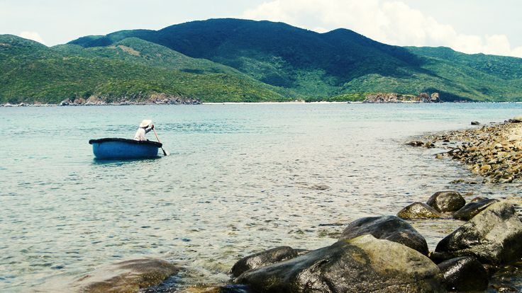 View from an island #NhaTrang #Island