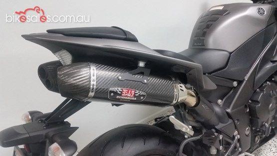 2012 Yamaha YZF-R1