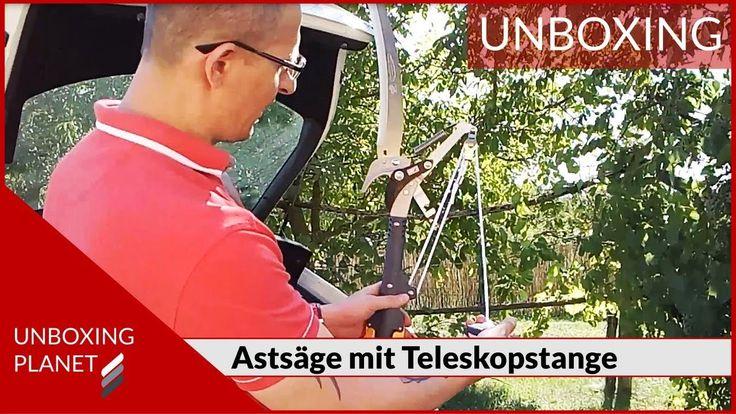 Unboxing Video über Astsäge mit Astschere und Teleskopstange #unboxing #astsäge #astschere #teleskopstange