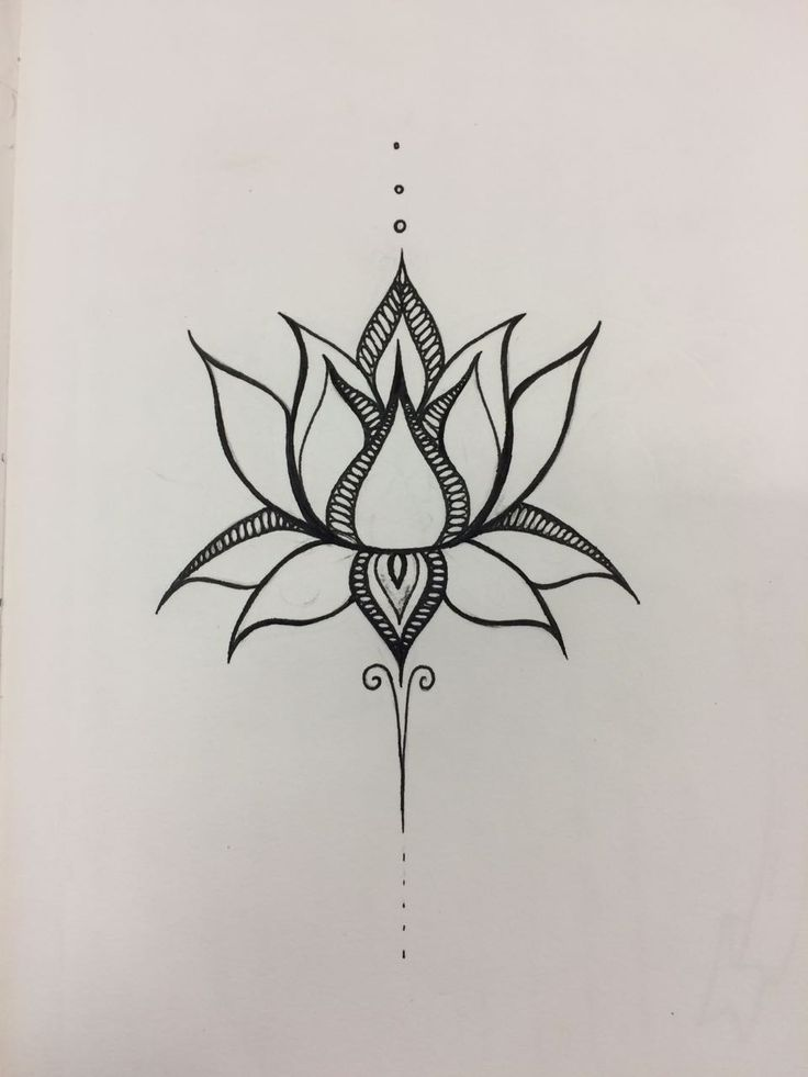 Flor de lotus | made by me