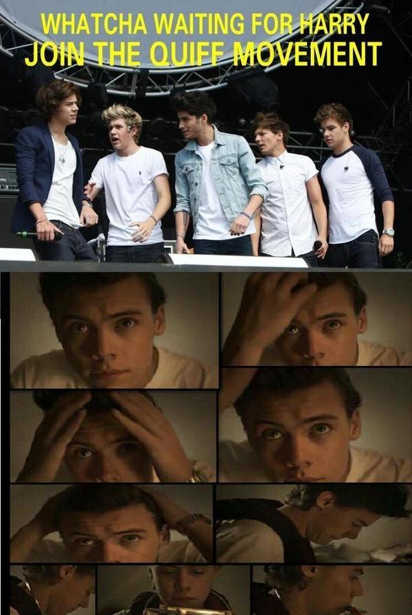 One Direction, 1D, Harry Styles, Niall Horan, Liam Payne, Zayn Malik, Louis Tomlinson, Hazza, Harreh, Harold, Nialler, DJ Malik, Lou, Tommo, quiff .xx