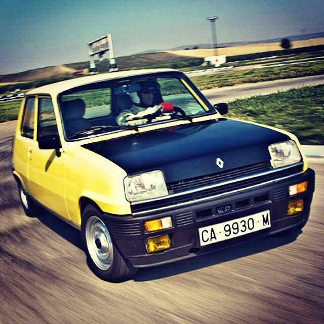 17 Best Ideas About Renault 5 On Pinterest