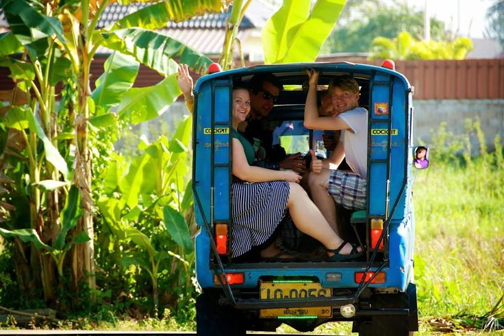 Food tour in Thailand