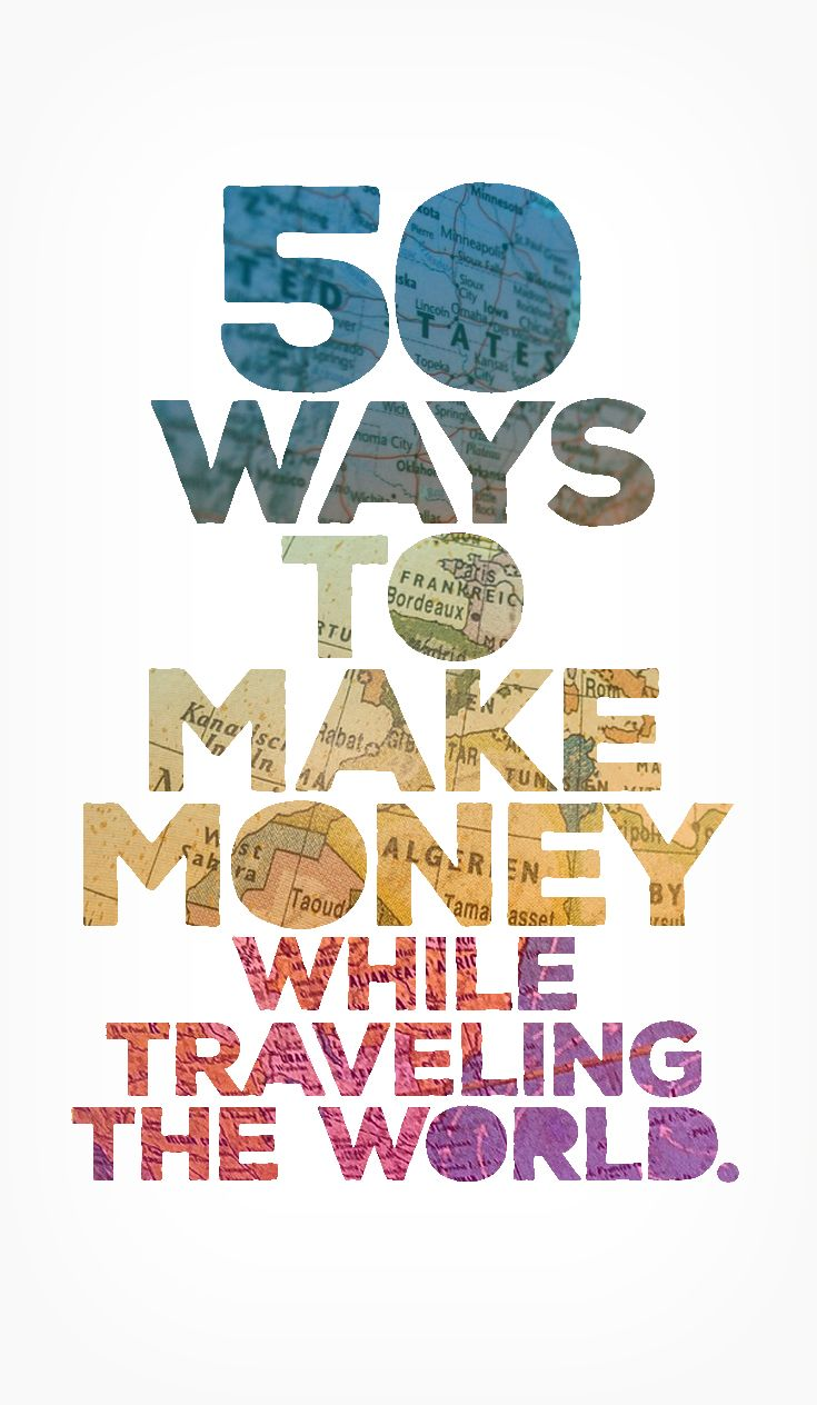 best travel jobs ways make money while traveling world