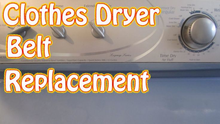 how to fix a squeaky dryer maytag