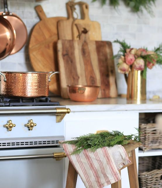 lacanche + french country cottage || Inspired and romantic living, entertaining, traveling and decorating in a French Country Cottage in the California countryside.