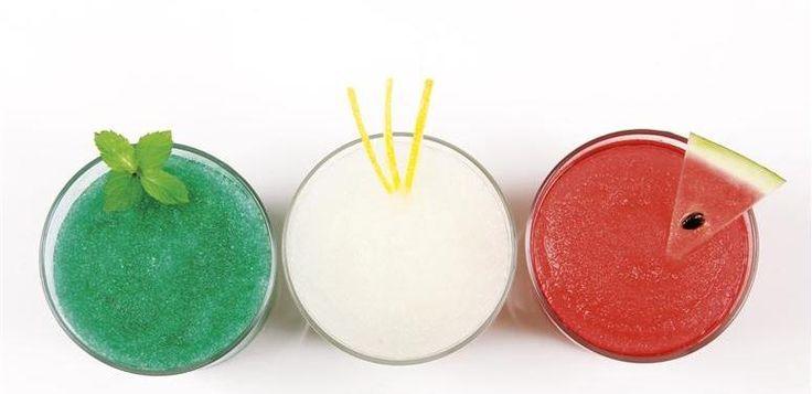 MISCELA PREPARATI PER GRANITA CON SCIROPPO - Un modo pratico e veloce per servire ottima granita! Con la miscela preparata neutra in polvere per granita Almar voi dovete aggiungere solo acqua per ottenere una base per granita da aromatizzare con gli sciroppi Almar. Gli sciroppi Almar per granite sono forniti in bottiglia con dosatore per un facile dosaggio del prodotto.