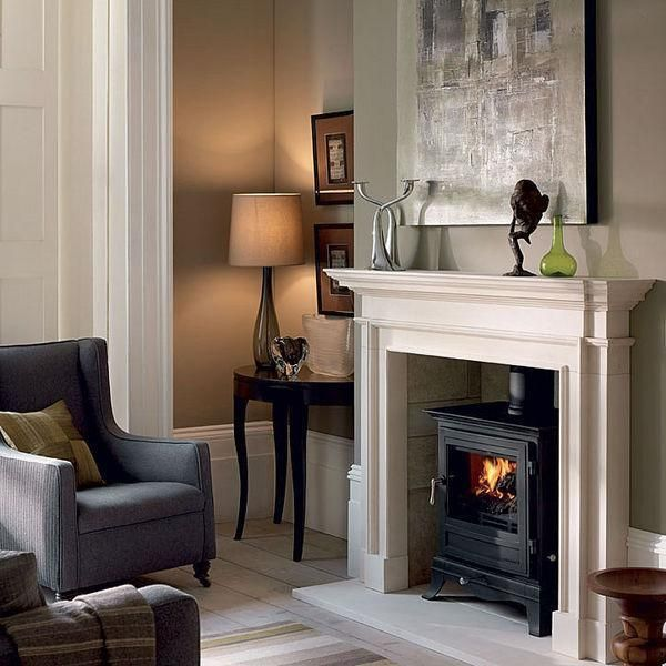 Best Gas Stove Fireplace Ideas On Pinterest Wood Burner