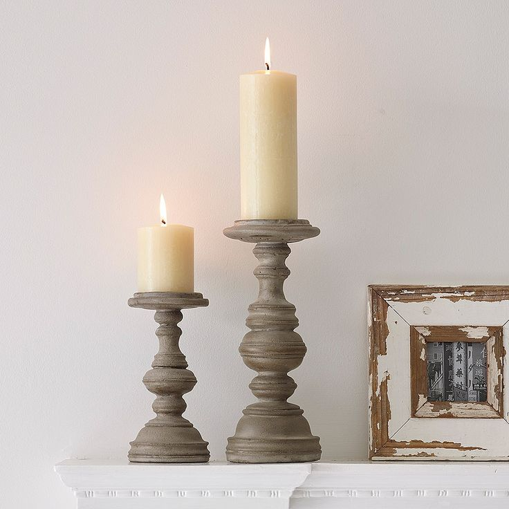 Gia design candlestick holder small