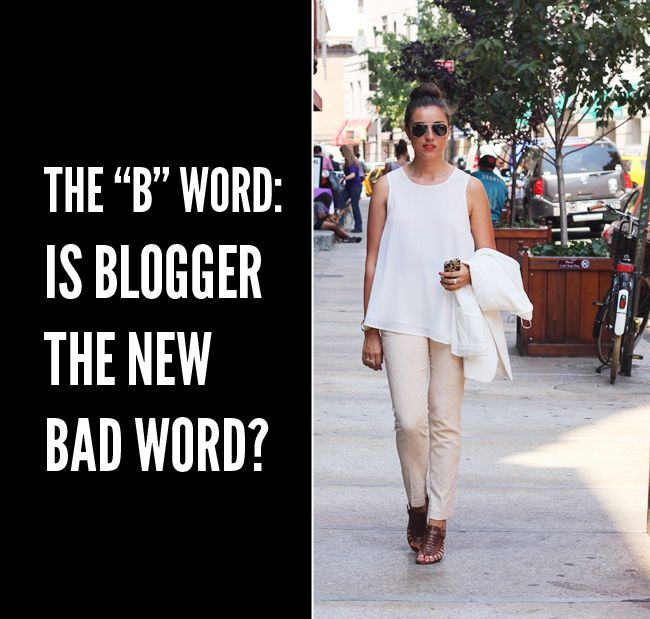 What are your thoughts on blogging being the new B word?Blog How To, Lbd Sorority, Bad Words, Fashion Blog, Chic Blog, Digital Lessons