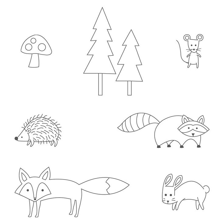 Life in the Forest - Stampin' Up!