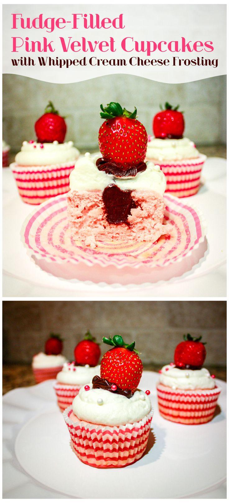 Best 10+ Pink Velvet Cupcakes Ideas On Pinterest | Velvet Cupcakes