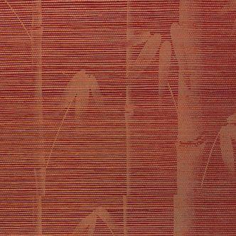 Gyönyörű piros szizál tapéta, arany bambusz nyomatokkal. http://www.locatelli-hungaria.hu/termek/gpw-pgs-005/