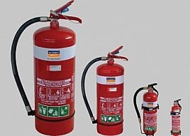 Fire extinguisher price list pdf