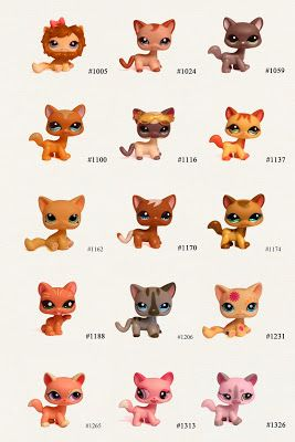 I want all these lps because I want to have a big collection of lps cats