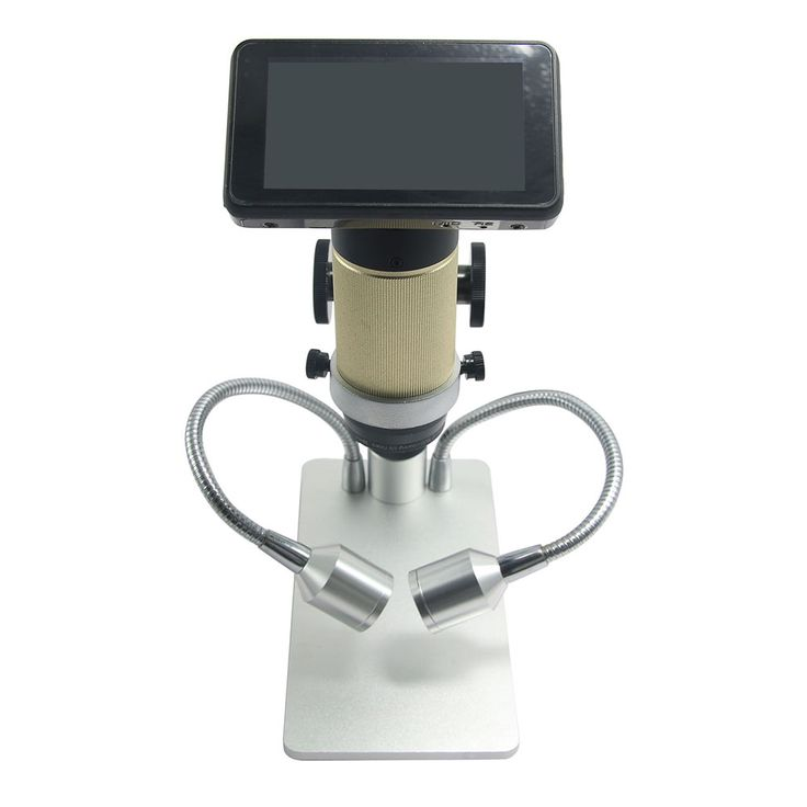 Amazing Andonstar ADSM HDMI HD Microscope MP P Digital Magnifier Loupe u LCD Display u VGA Connector