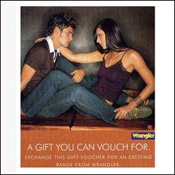 Wrangler Gift Voucher
