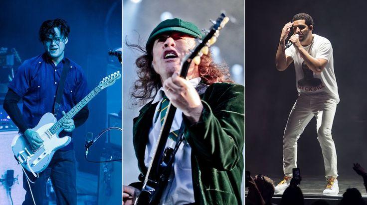 Coachella 2015 Lineup: AC/DC, Jack White, Drake to Headline
