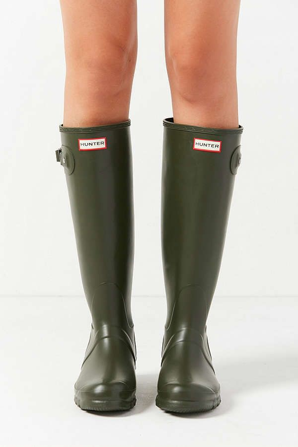 Hunter Original Tall Rain Boot Boots Rain Boots