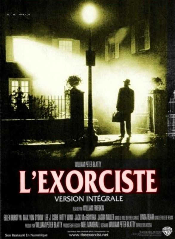 L'Exorciste (                                                                                                                                                                                 Plus
