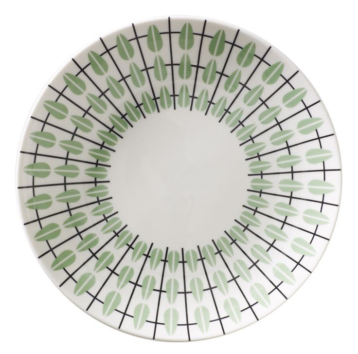 Side Plate - Olivia - Mint